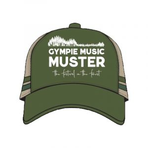 Gympie Music Muster Trucker Cap